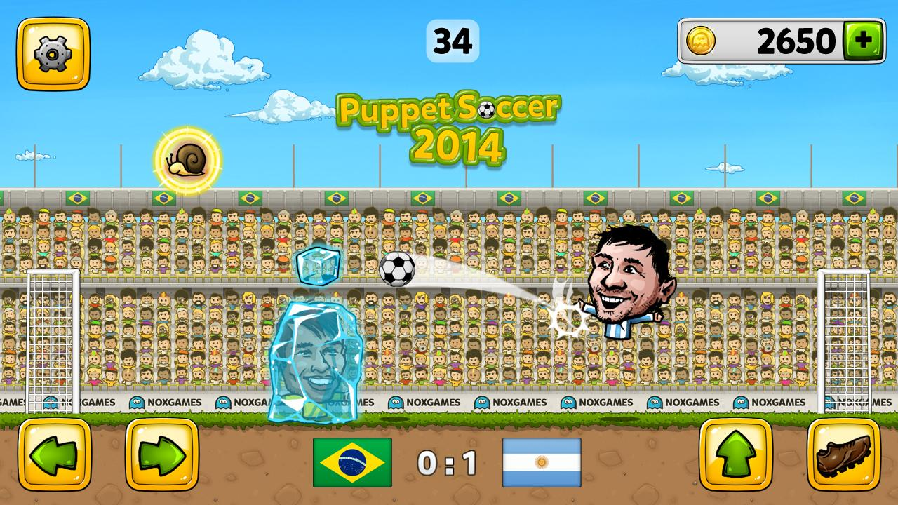 Puppet Soccer 2021