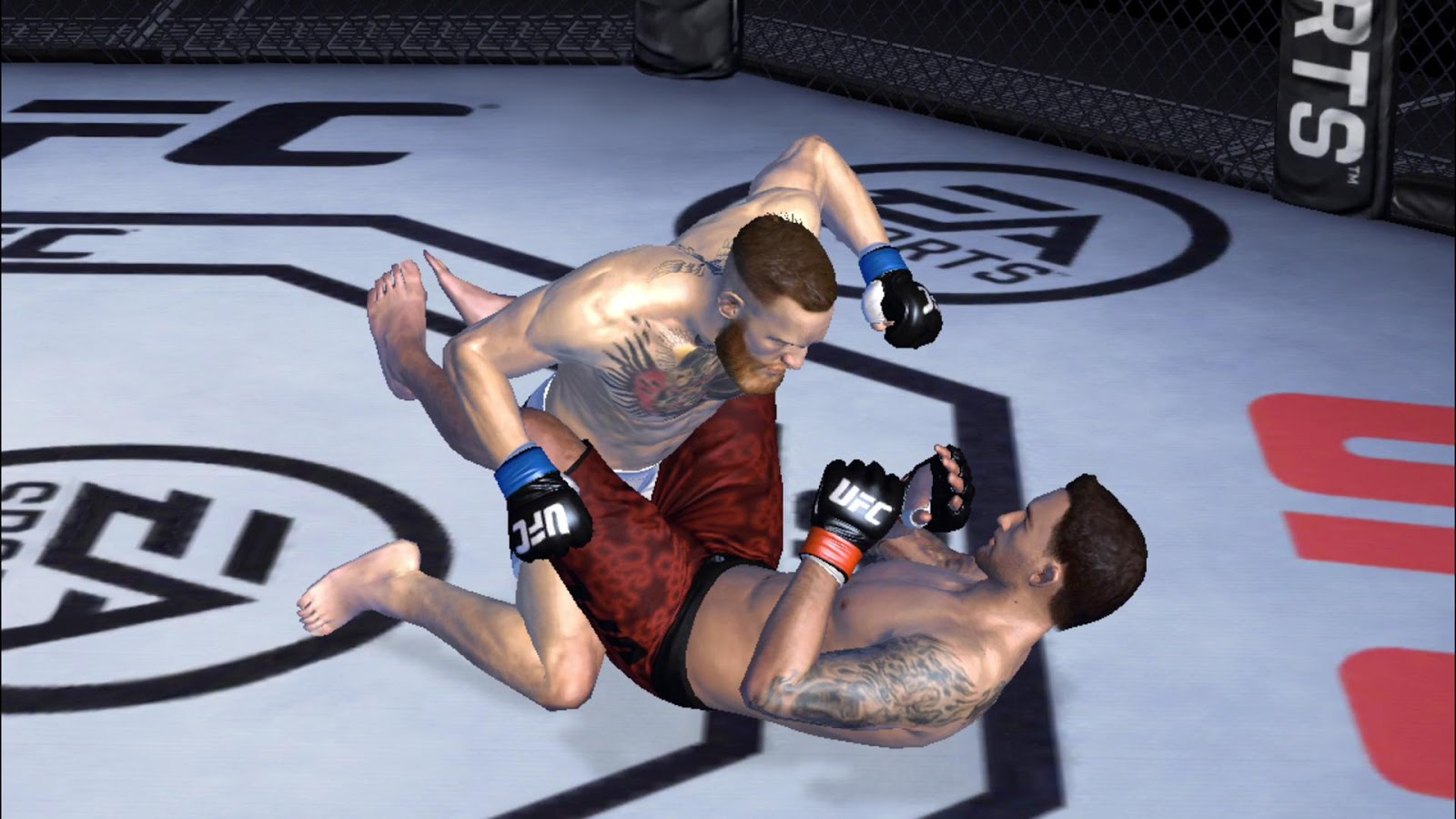 EA Sports™ UFC 3 ® Mobile HD - YouTube