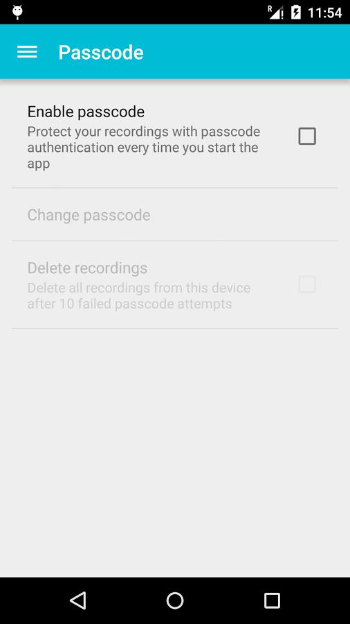 Программа для записи разговоров на андроид 7