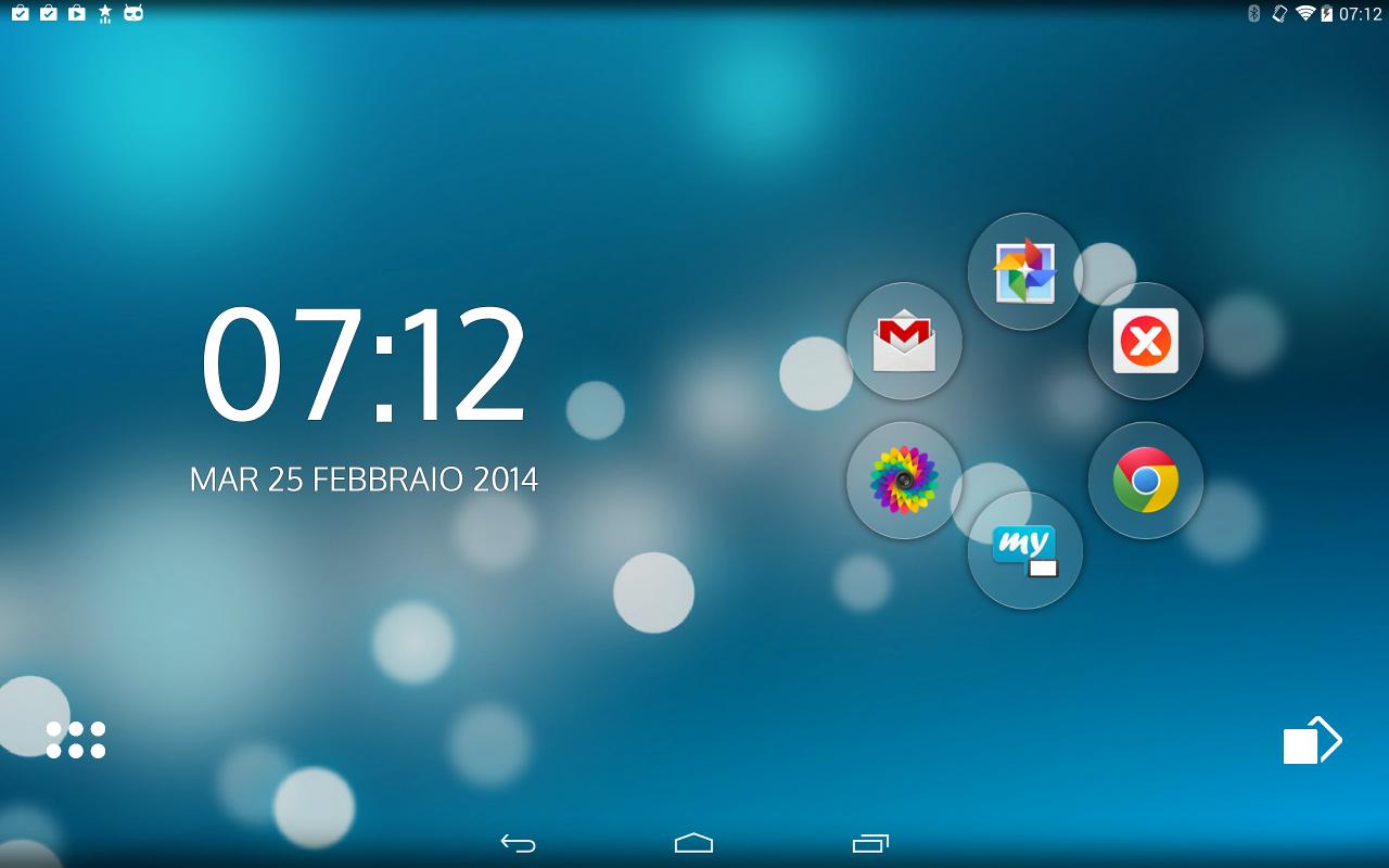 Скачать Kde/Oxygen Theme 5 для Android — Trashbox.ru