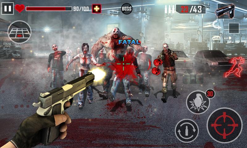 зомби убийца игра скачать
