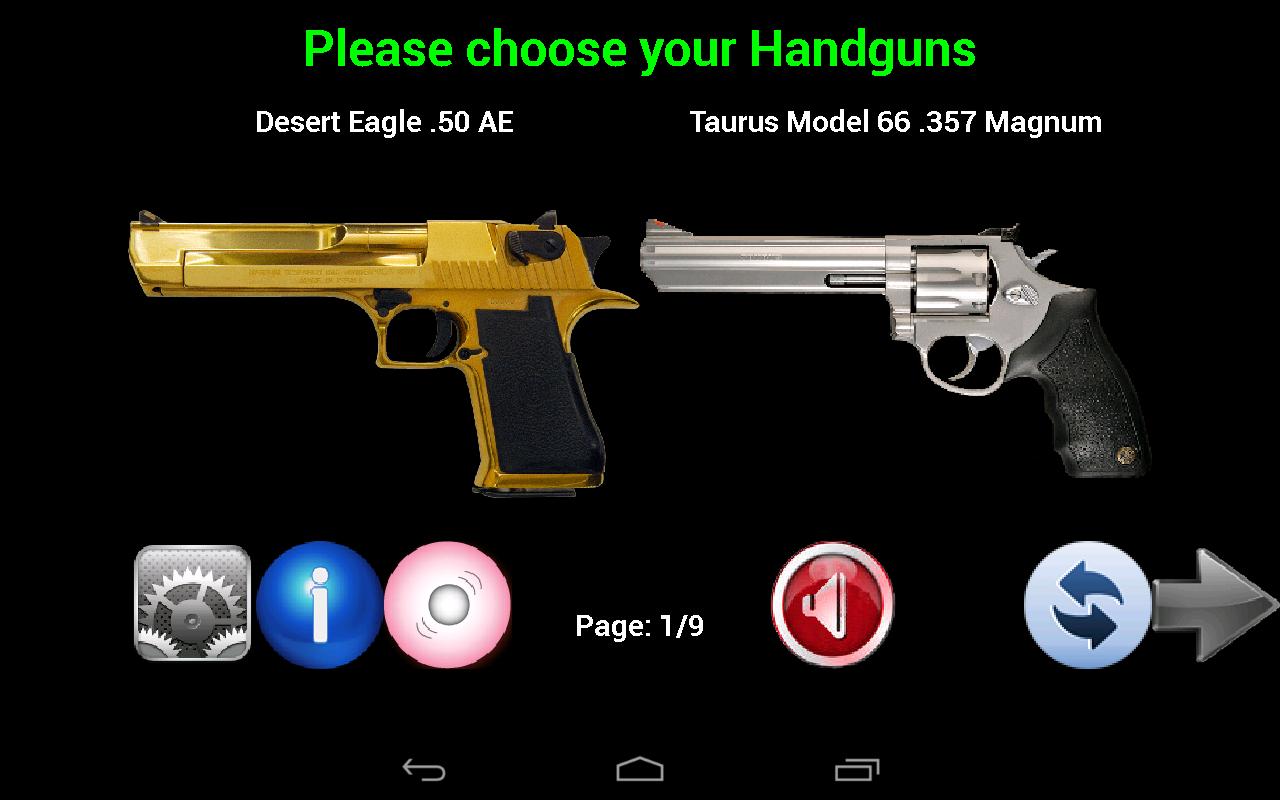 оружие на андроид