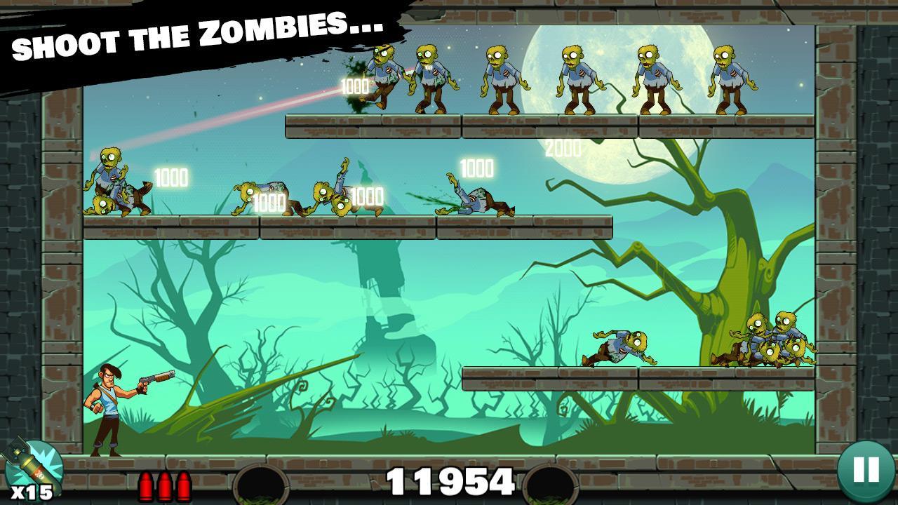 Скачать ступид зомби на пк