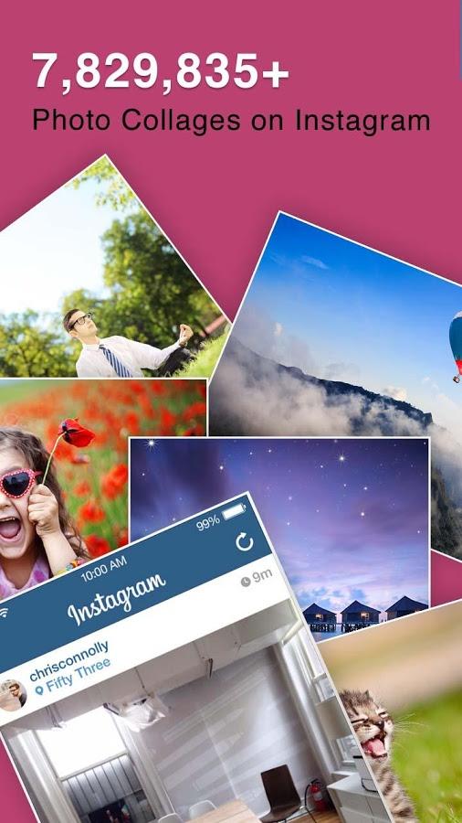 скачать приложение бесплатно фотоколлаж - фото 5
