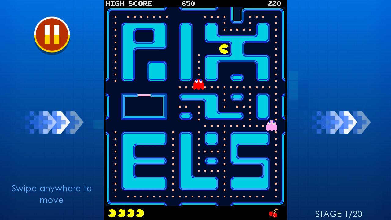 Pac Men скачать на Андроид