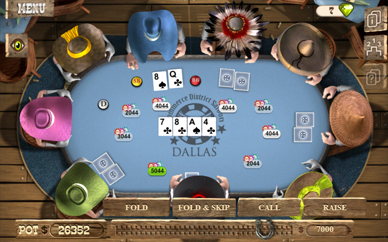 Ipoker speed holdem hud