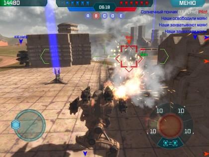Скачать Игру Вар Роботс На Андроид Бесплатно - фото 9