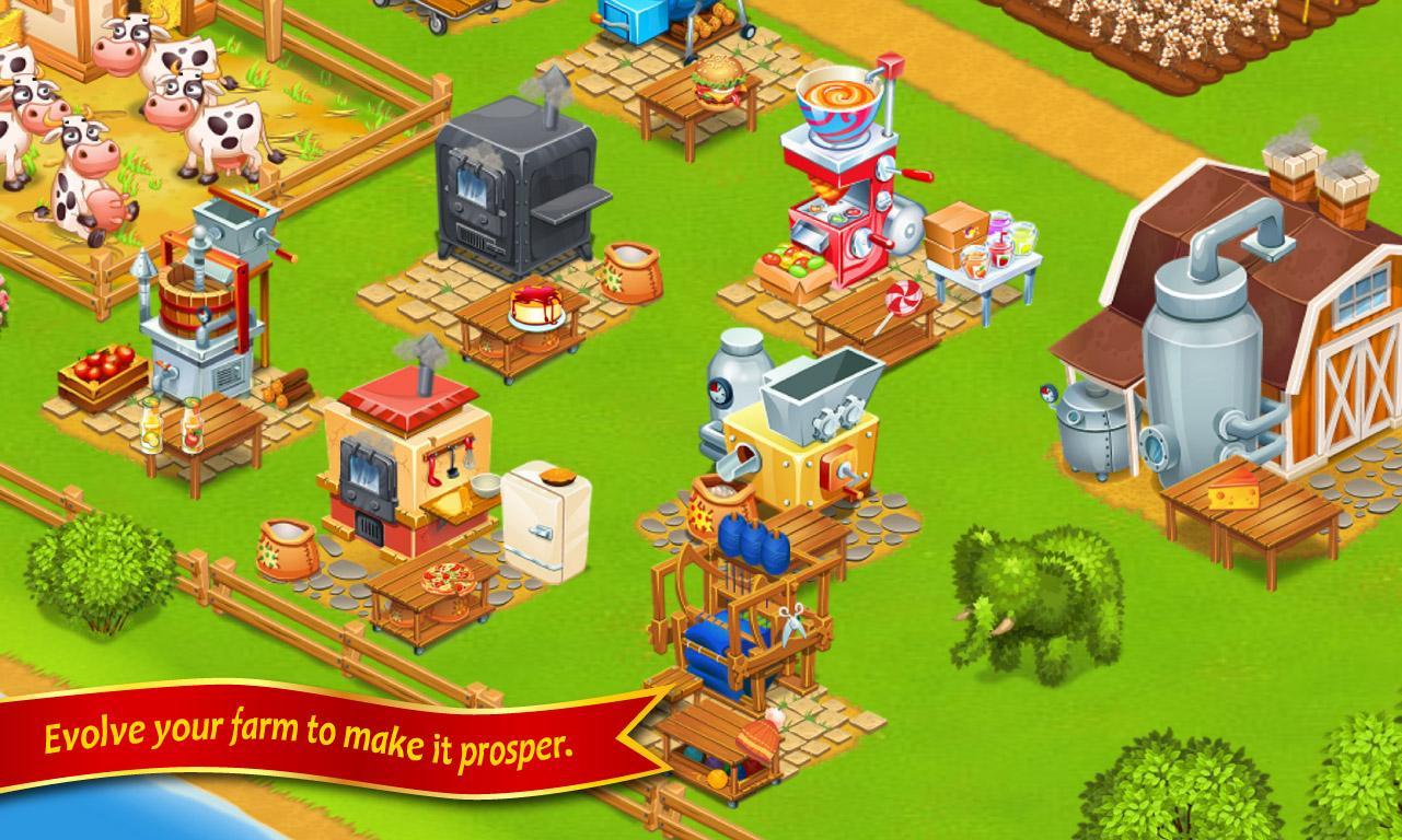 скачать бесплатно игру farm town на компьютер