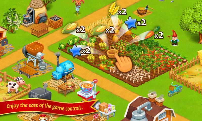 скачать бесплатно игру Farm Town - фото 6