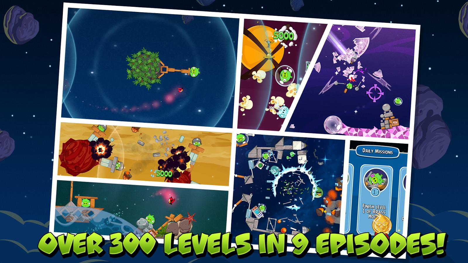 Приложения на Google Play – Angry Birds 2