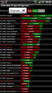 Titanium Backup 8.1.0. Скриншот 6