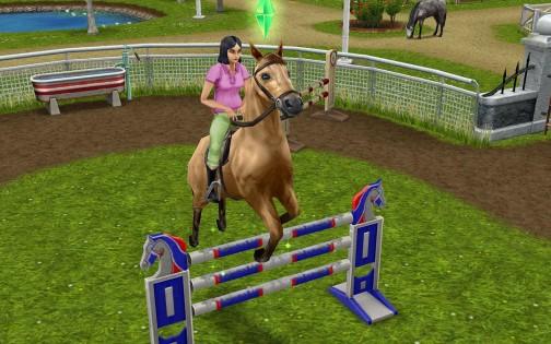 The Sims FreePlay 5.40.1. Скриншот 3