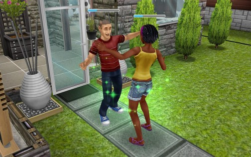 The Sims FreePlay 5.34.3. Скриншот 11