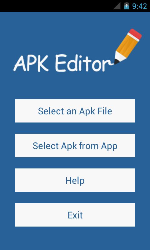 apk editor pro старой версии