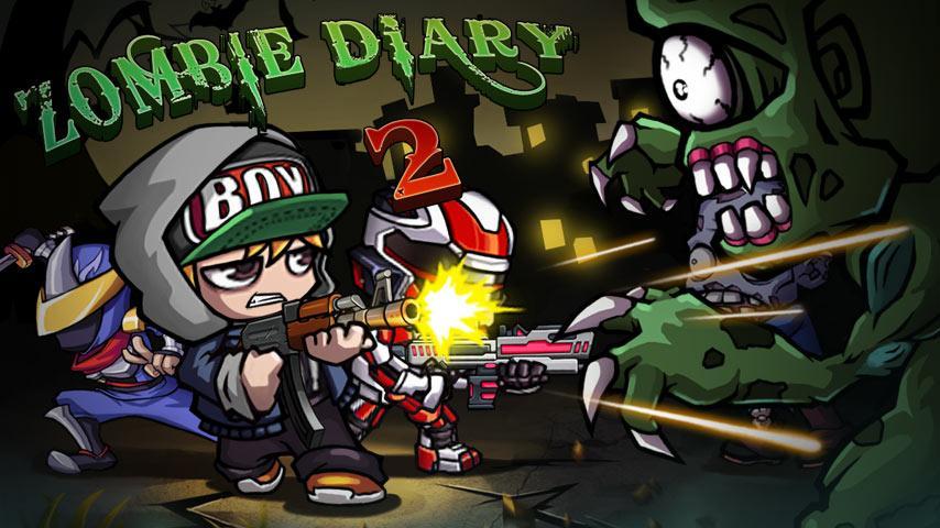 zombie diary 2 скачать на андроид