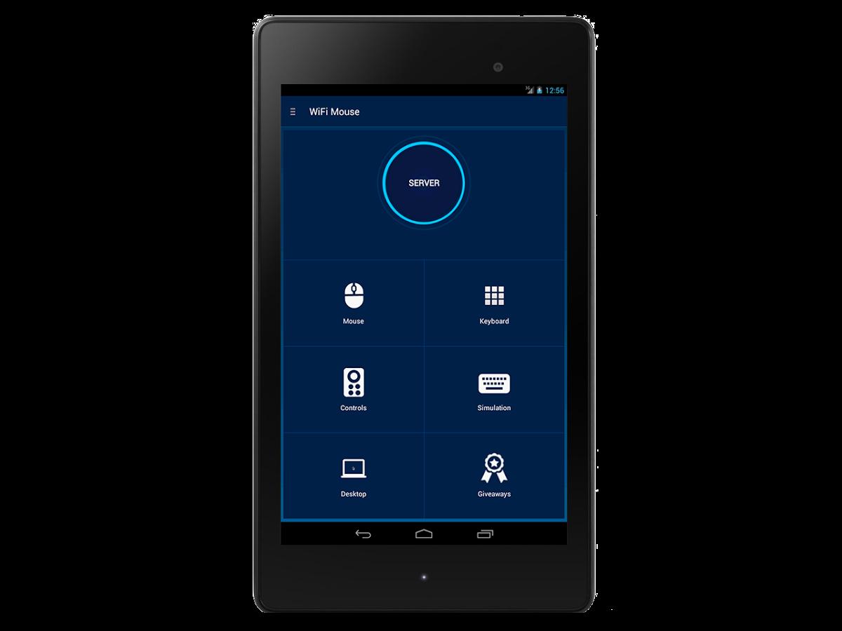 Скачать WiFi Mouse 3 9 2 для Android