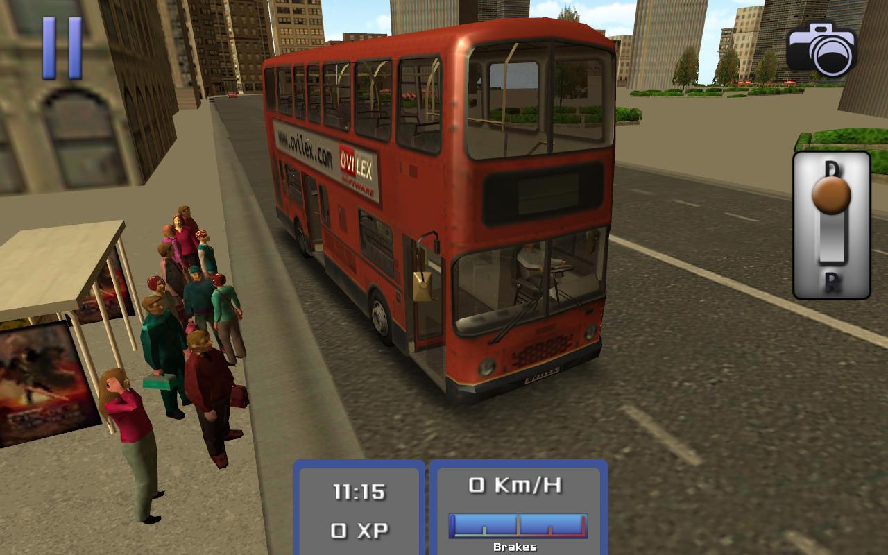 Скачать симулятор автобус бесплатно
