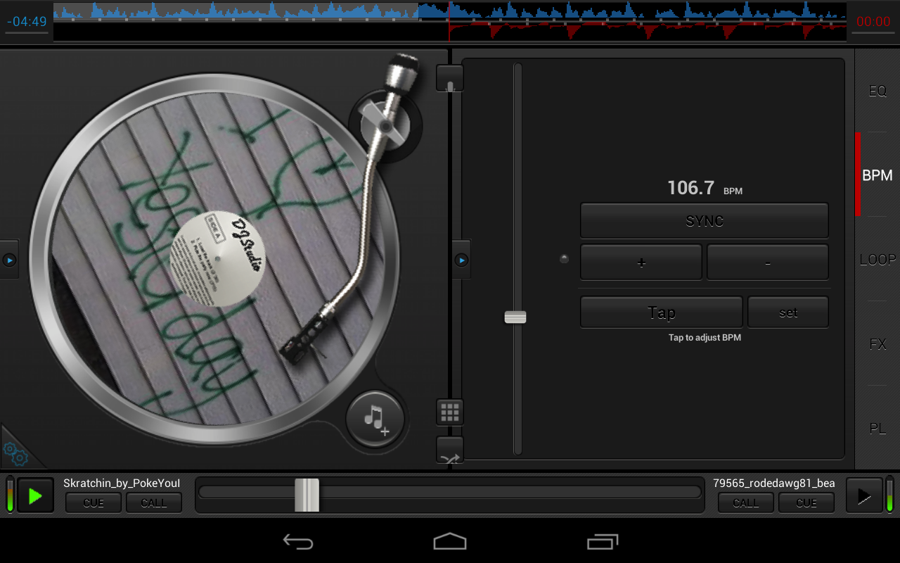 free virtual dj download for android