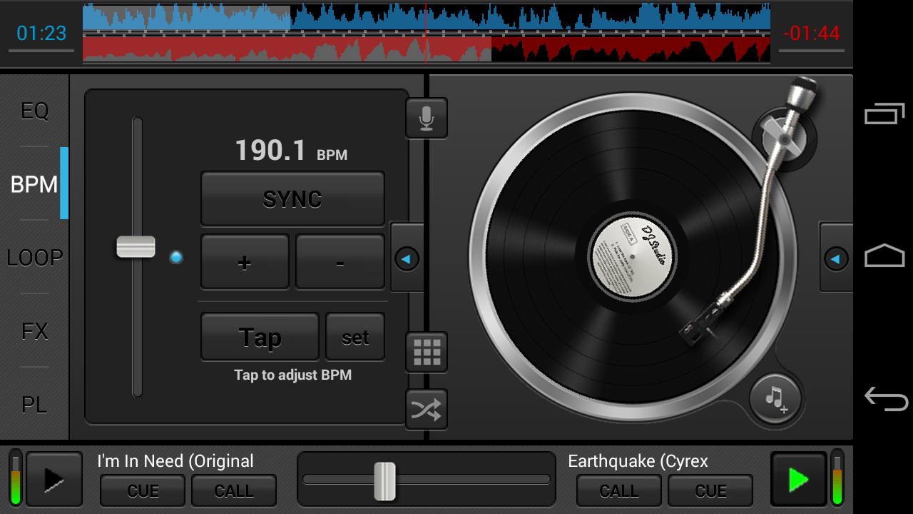 Virtual DJ 3.0.1 Загрузить APK для Android - Aptoide
