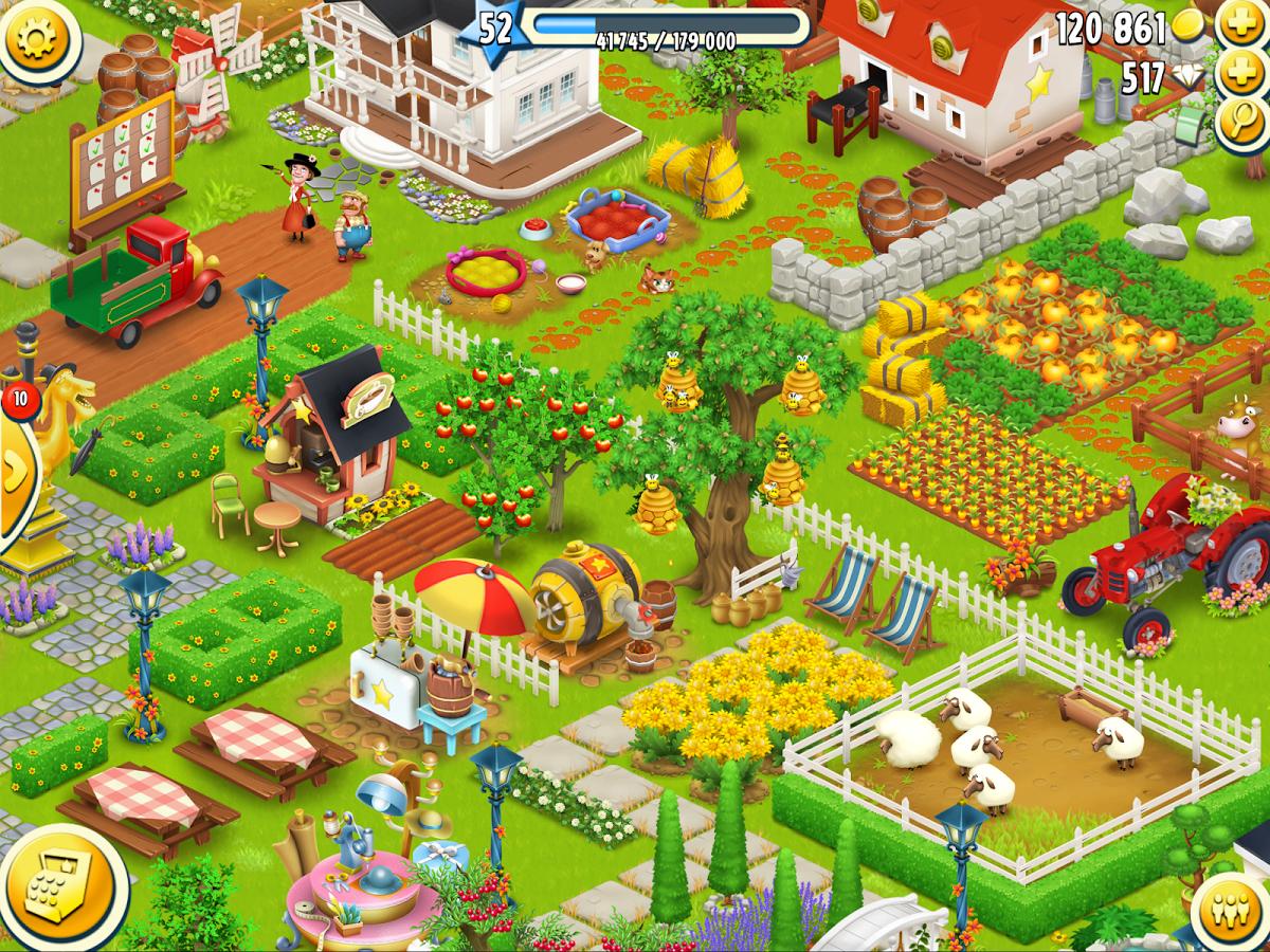 Скачать hay day apk бесплатно казуальные игра для андроид.