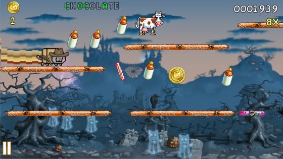 Nyan Cat: Lost In Space 9.3. Скриншот 6