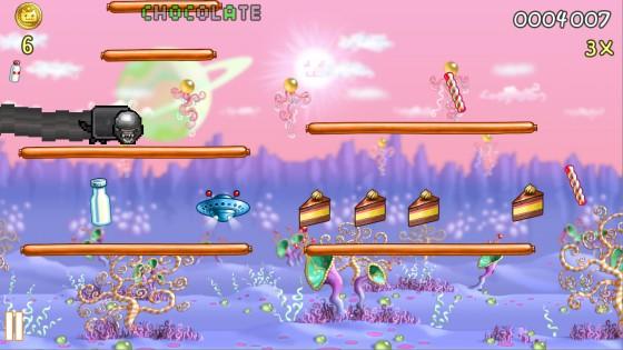 Nyan Cat: Lost In Space 9.3. Скриншот 8