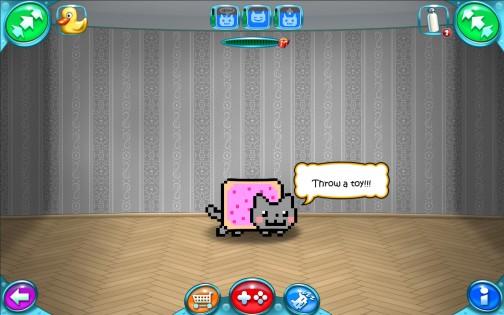 Nyan Cat: Lost In Space 9.3. Скриншот 13
