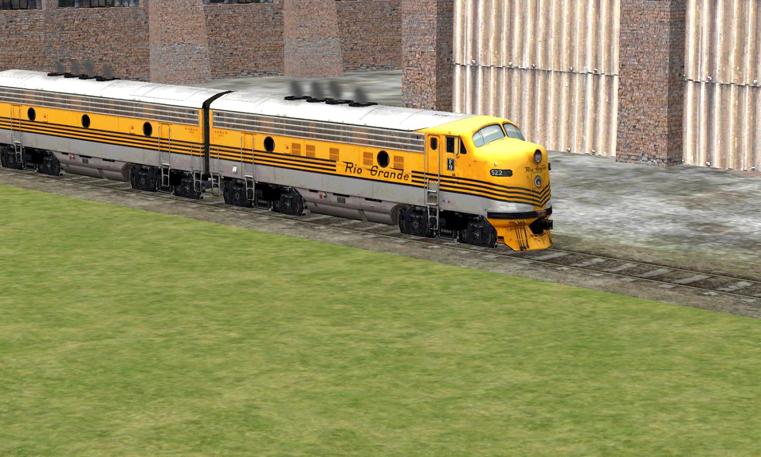 Train Simulator 3D на андроид - top-android.org