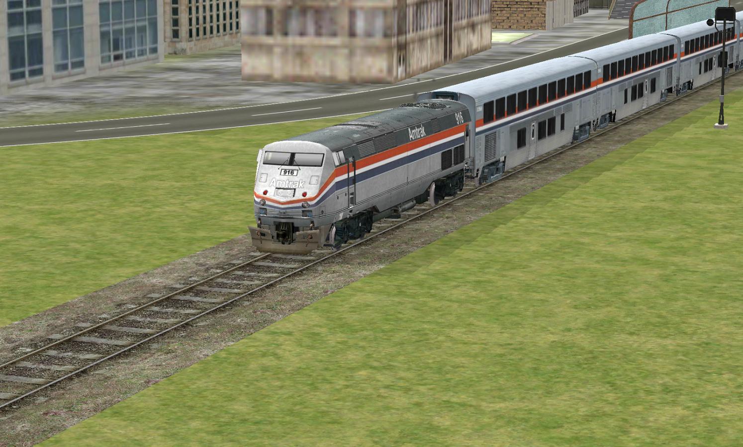 Симулятор пассажирского поезда скачать бесплатно