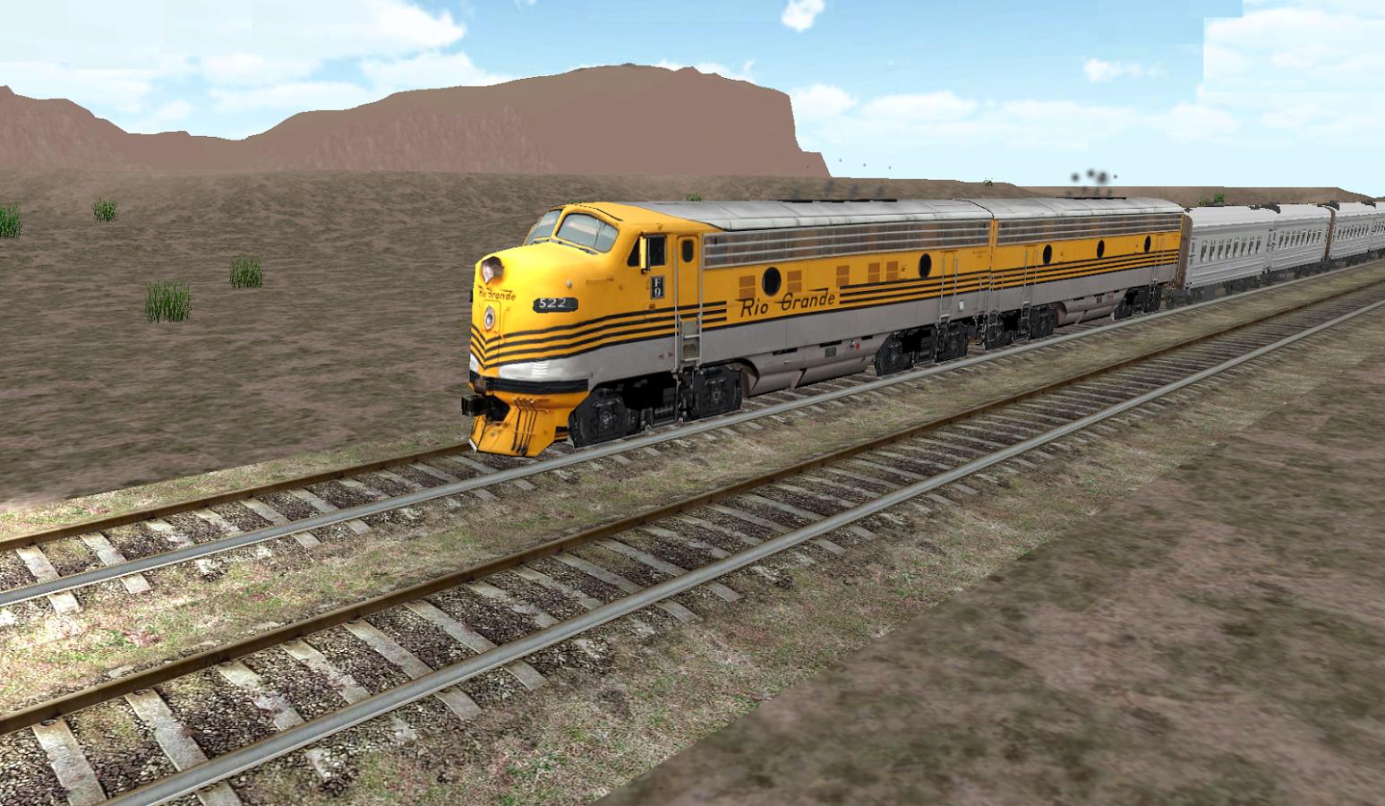 Приложения в Google Play – Train Simulator Drive