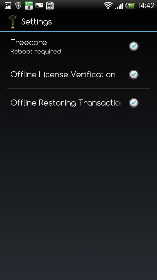 freedom скачать на андроид 5.1