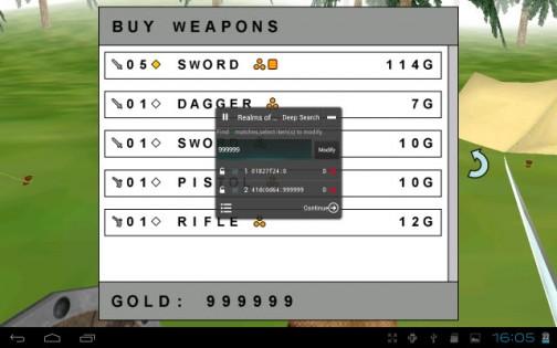 SB Game Hacker 3.1. Скриншот 1