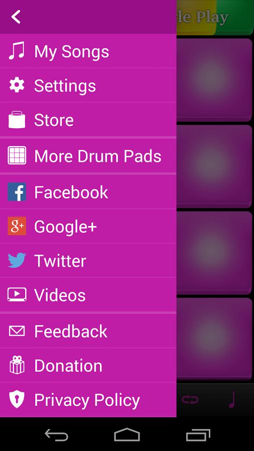 Drum pads 24 скачать на андроид скачать.