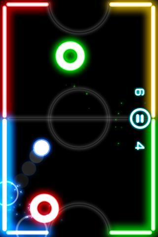 Скачать glow hockey на андроид 2.