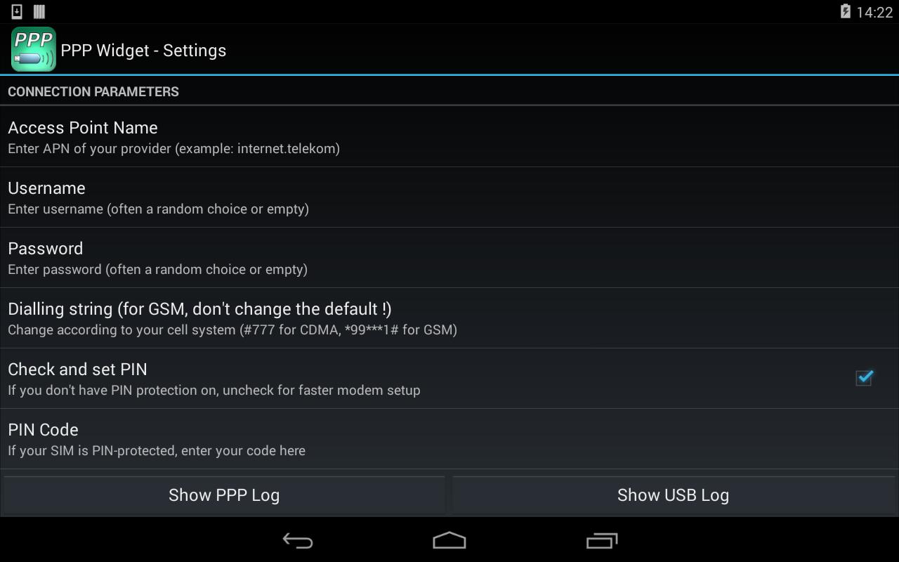 Приложение для андроид usb модем скачать