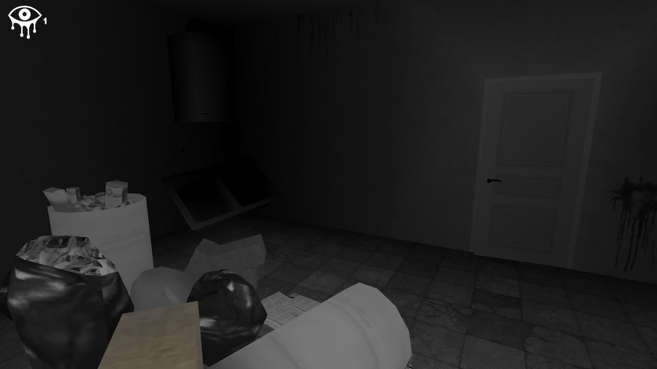 Неужели я вернулся в eyes the horror game? [android] // 7-ой.