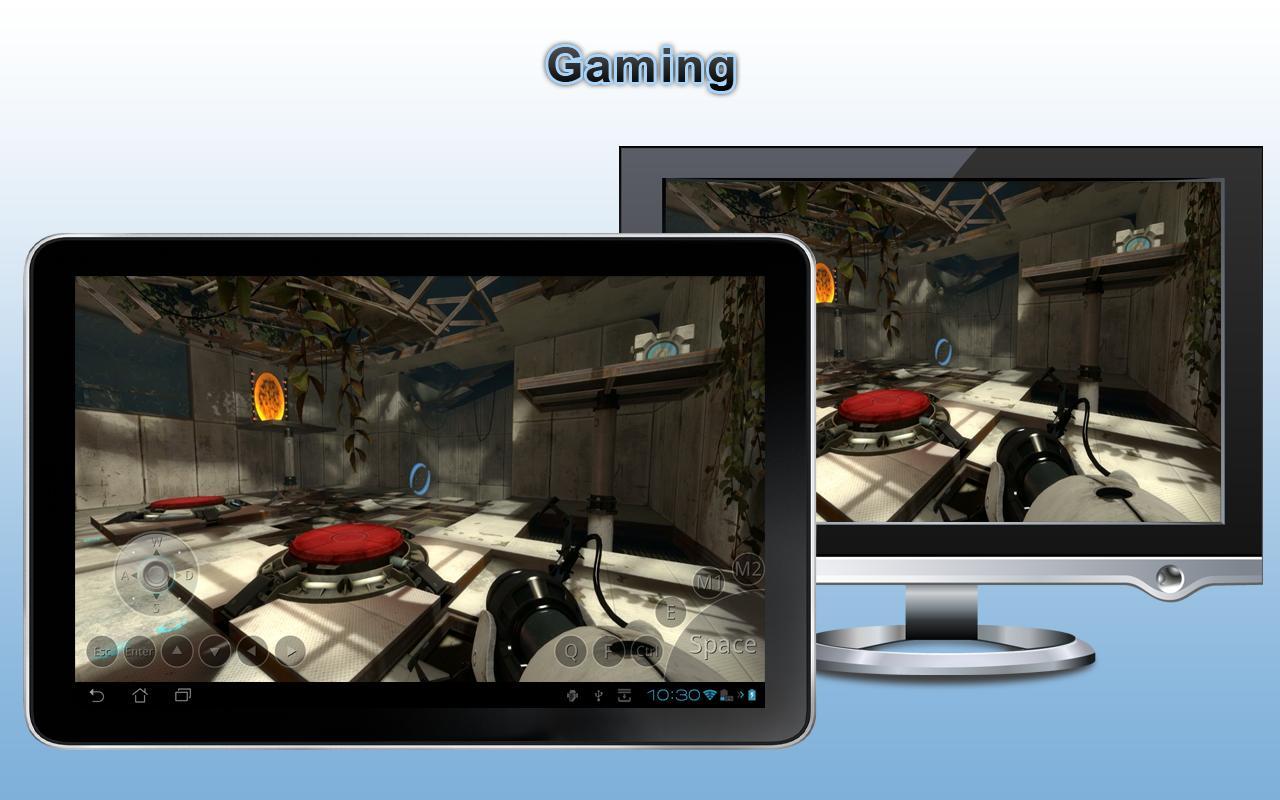 Скачать splashtop gamepad thd на компьютер бесплатно