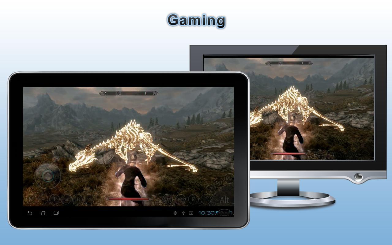 Splashtop gamepad thd скачать для пк