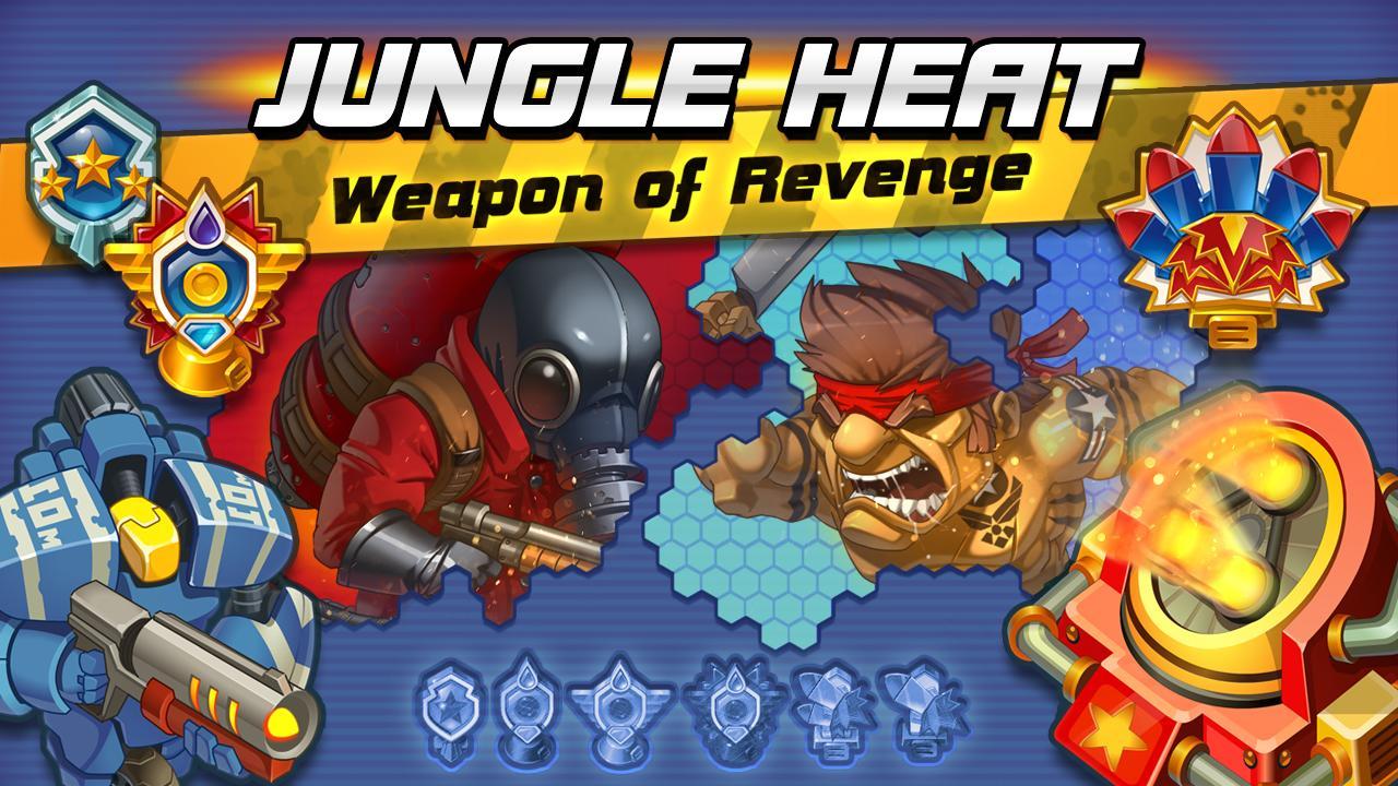 скачать последнюю версию jungle heat