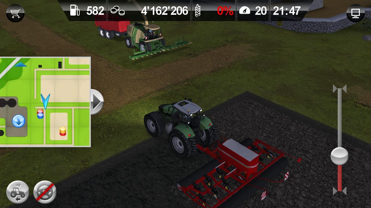 Скачать фермер симулятор на android
