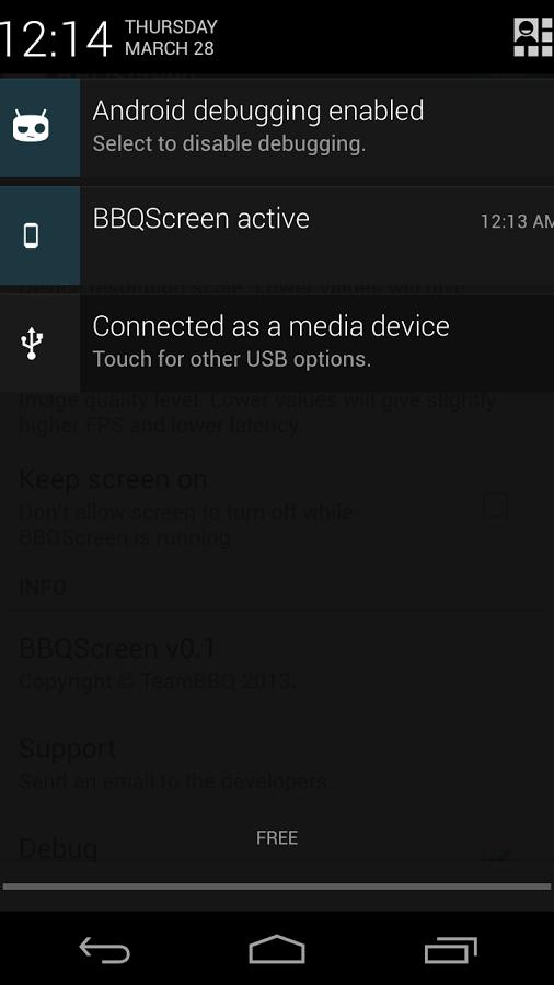 Bbqscreen на андроид скачать