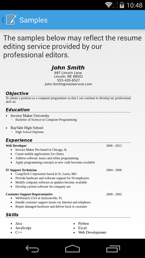 pro resume builder majestic design professional resume maker 3 top 10 best and free online builder