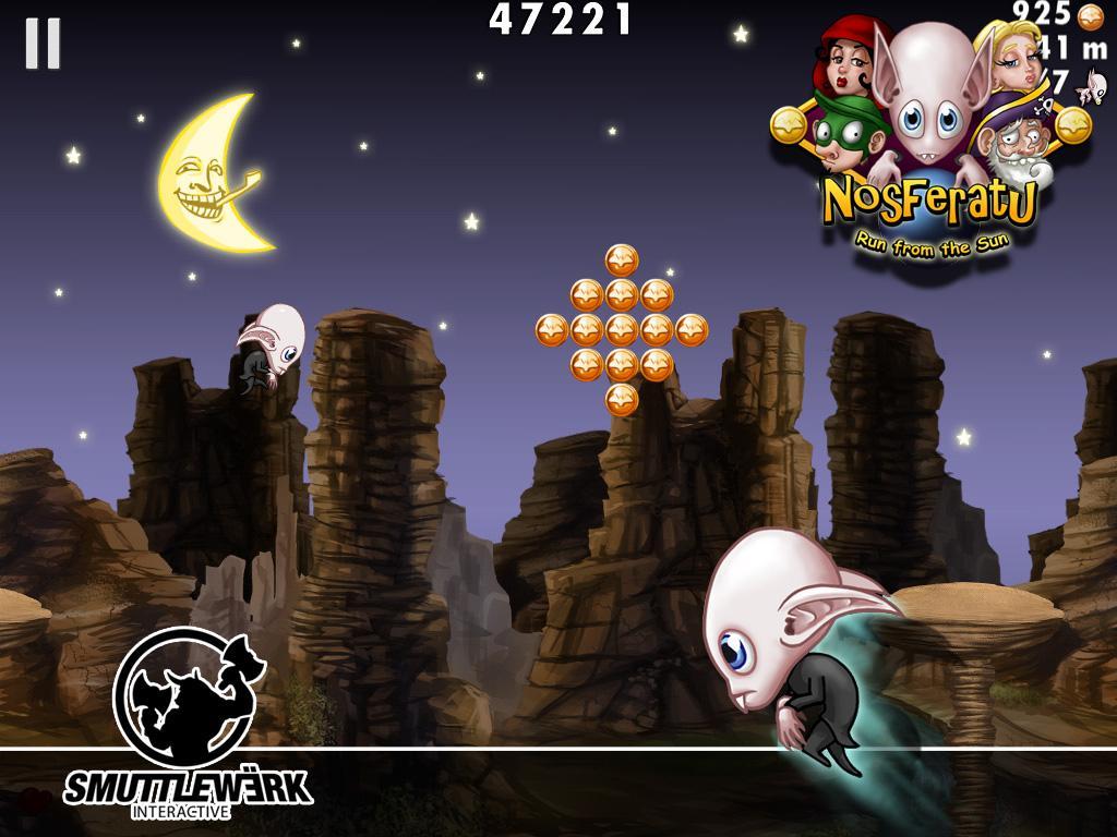 Java игра nosferatu: the wrath of malachi на телефон, nosferatu.