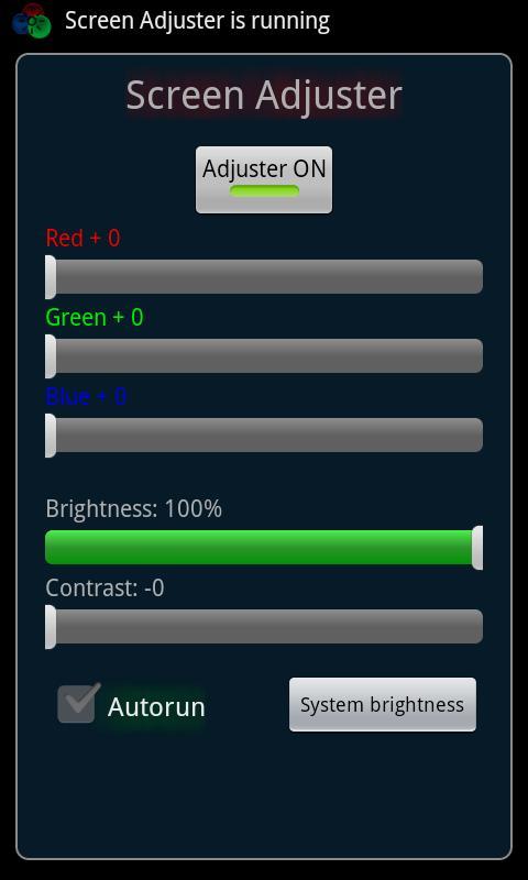 программа для калибровки тачскрина андроид