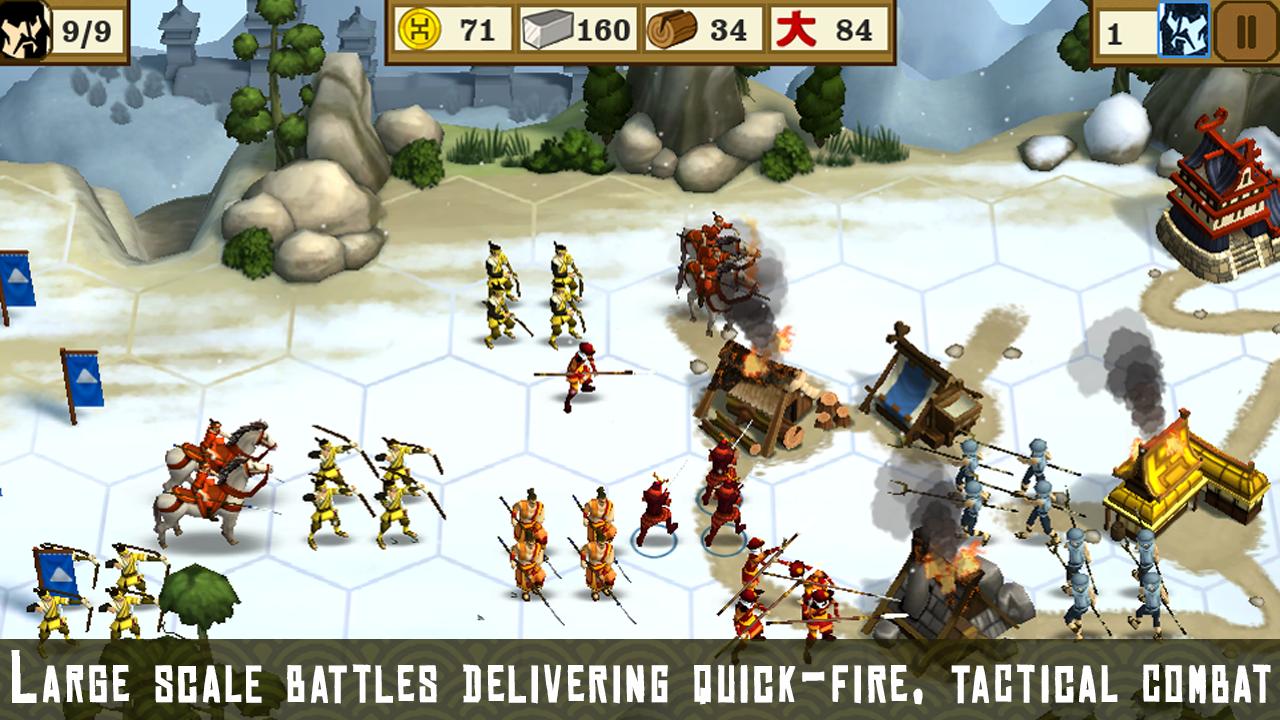 Скачать total war battles: kingdom 1. 30 для android.