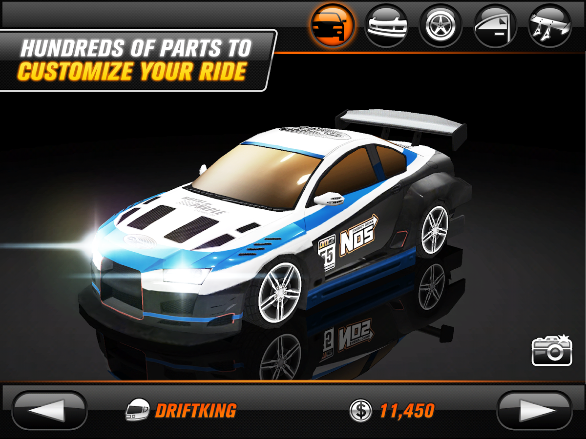 Drift Mania: Street Outlaws (MOD ... - android-1.com