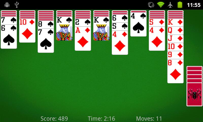 Solitaire poker download modern poker game tables