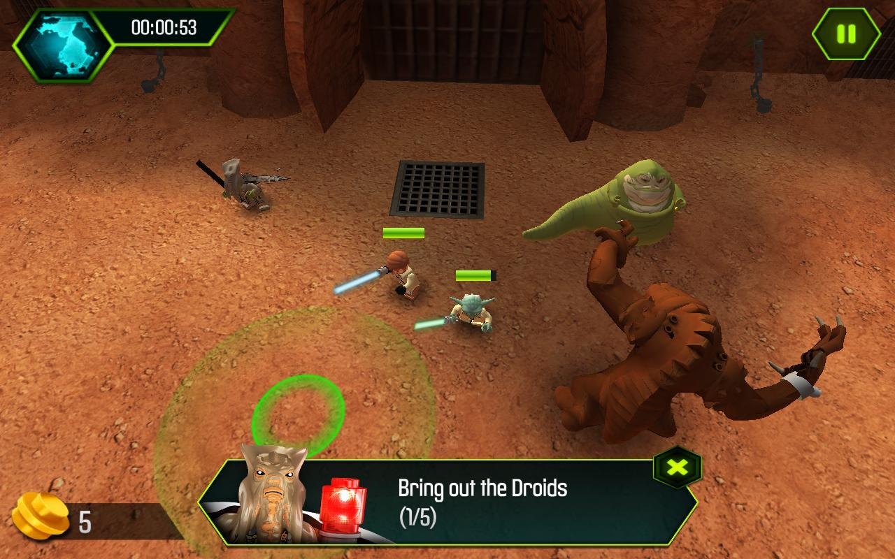 Скачать lego star wars: the complete saga 1. 7. 50 для android.