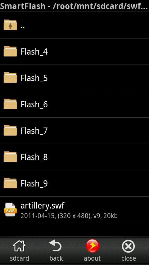 скачать Swf Player для андроид - фото 9