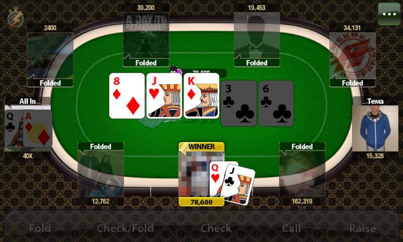 онлайн pokershark покер